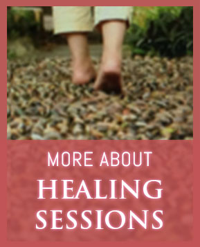 More About Healing Sessions